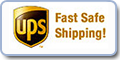 UPS Fast Safe Shipping!